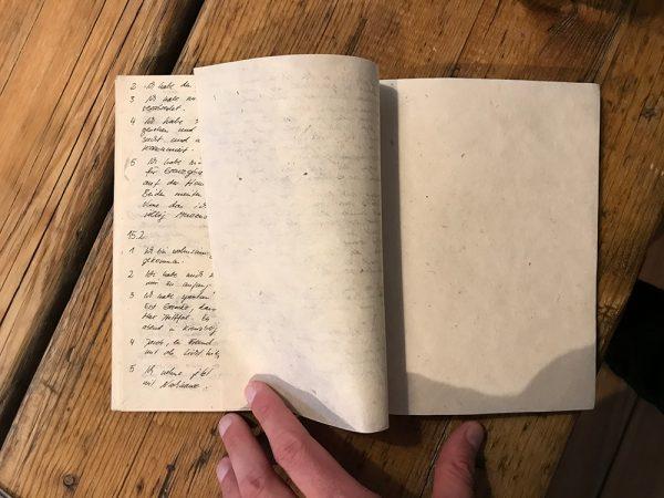 Kuhiro Sketchbook Matti Cordewinus