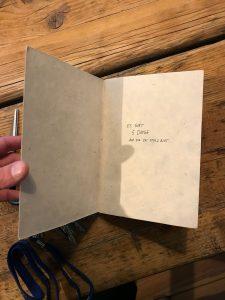 Matti Cordewinus Kuhiro Sketchbook